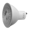 7W GU10 LED Centre Globe
